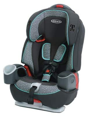 Nautilus 65 3-in-1 Harness Booster Car Seat (sully) $86.79 + free shipping
