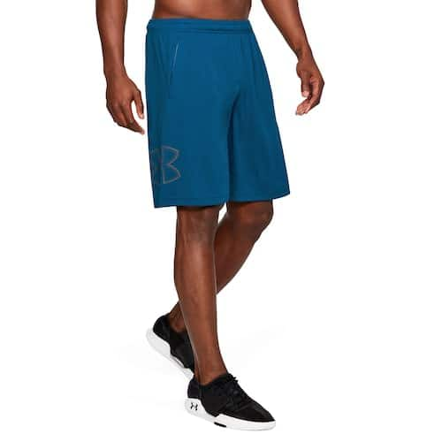 Men's Under Armour Tech Graphic Shorts $15 + free ship for Kohls Cardholders or free ship on $75