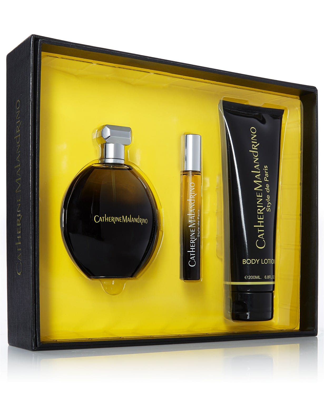 Fragrance Sets: Catherine Malandrino 3-Pc. Style de Paris Gift Set $25, Nanette Lepore 3-Pc. Gift Set $25, More + free shipping