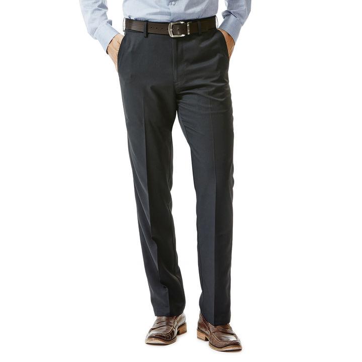 Haggar Men's Performance Microfiber Slacks $12, Smart Fiber Herringbone Dress Pant $12, More + $5 shipping or free ship over $75