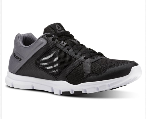 bcf8fae5da4d3e Reebok Men s YourFlex Train 10 Shoes - Slickdeals.net