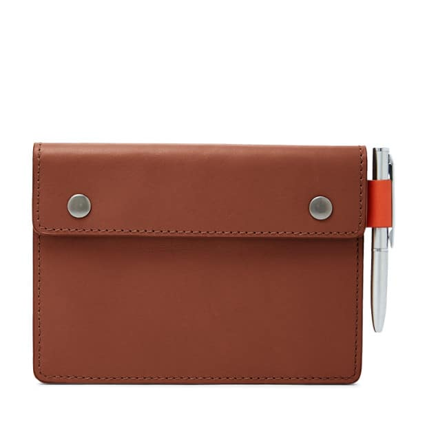 Fossil Men's Leather RFID Wallets (various) $19 + free shipping