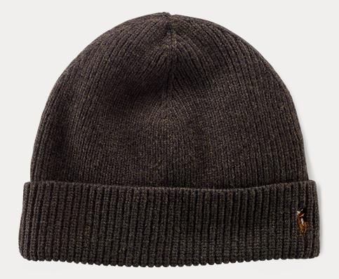 6a7aa021981 Ralph Lauren 30% Off Select Styles  Men s Wool Watch Cap ...