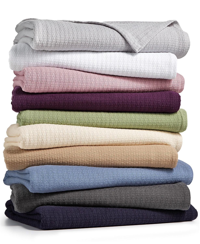 Lauren Ralph Lauren Classic 100% Cotton Blankets  King  25 f8fab103f
