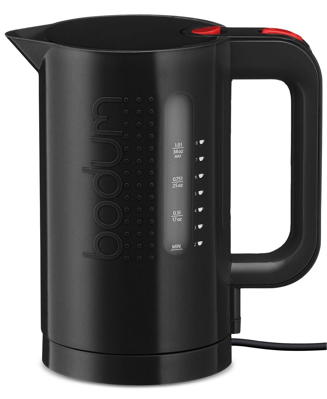 Bodum 34 Oz Electric Water Kettle 14 Bodum Bean 12 Cup Cold Brew