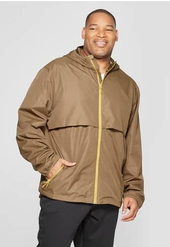 62282cfb771 Men s C9 Champion Packable Hooded Windbreaker Jacket  12