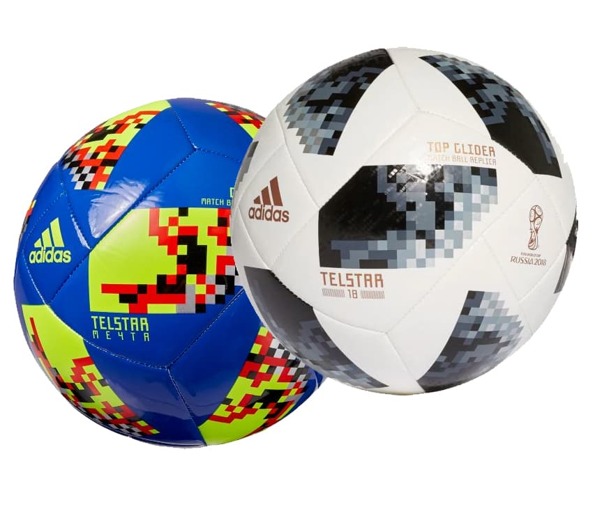 Sports Ballls Buy 1 Get 1 50% Off: adidas FIFA World Cup Glider Balls 2 for $15 ($7.50 each), More + free shipping