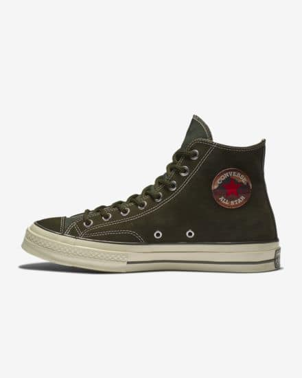aba4a2be666 Converse Coupon  Select Converse Products  Chuck 70 Suede High Top ...
