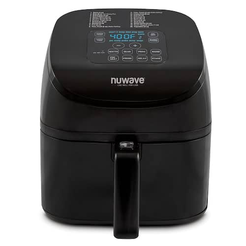 Kohls Cardholders: NuWave Brio 4.5-qt. Digital Air Fryer or Cuisinart AFR-25 Air Fryer + $10 Kohls Cash $63 + free shipping