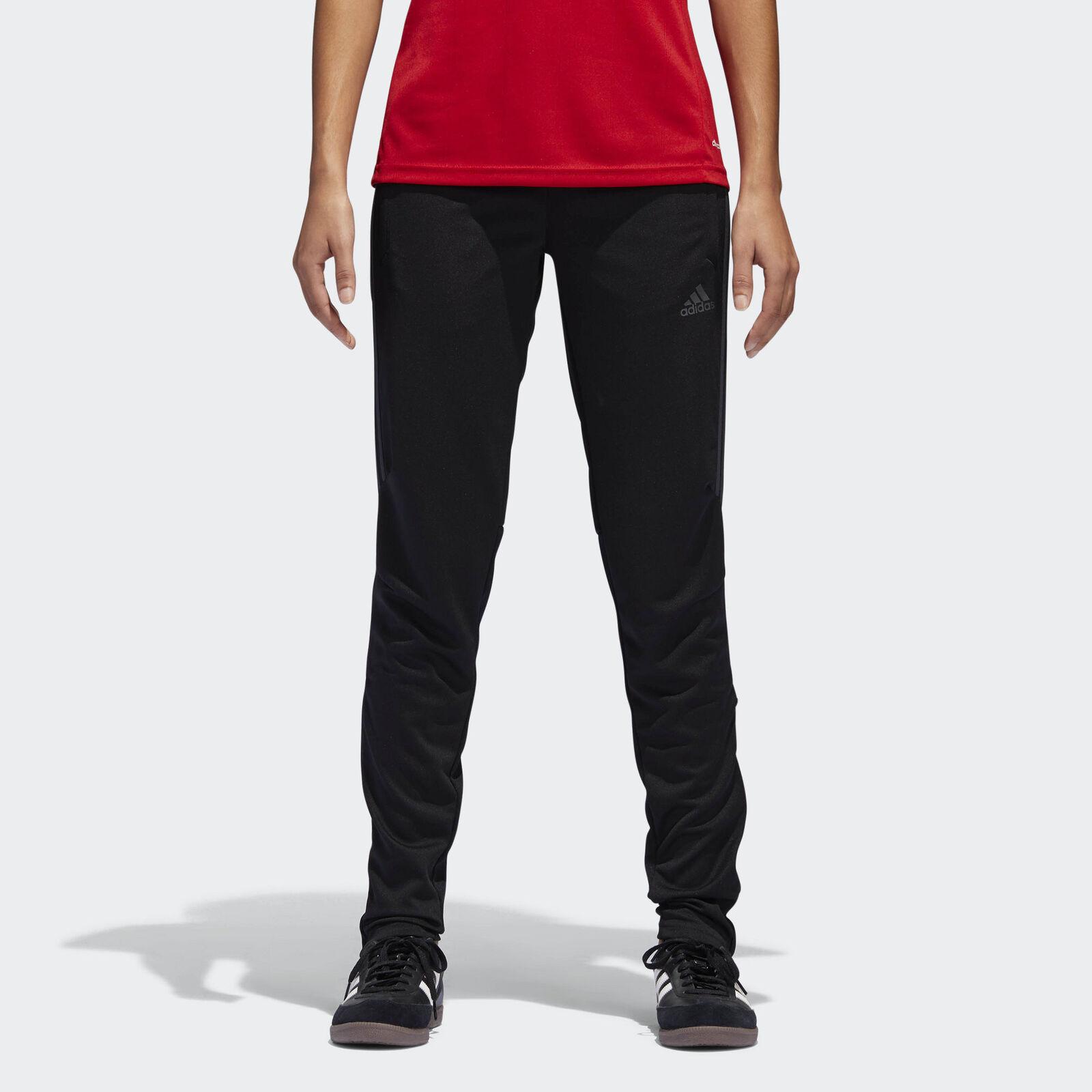 adidas Women's Tiro 17 Training Pants 2 for $34.50 ($17.25 each), adidas Adilette Cloudfoam Plus Logo Slides 2 for $27 ($13.50 each) + free shipping