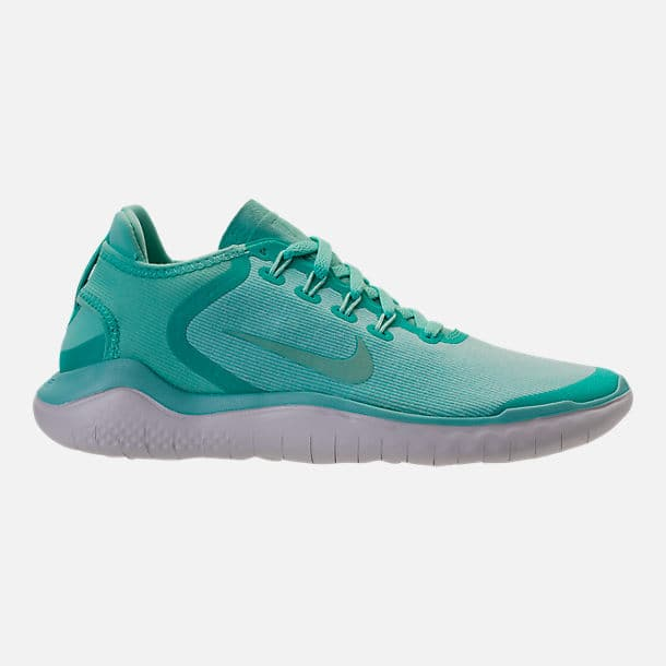 finest selection e52ce e898e Women s Nike Free RN 2018 Running Shoes (green or sea coral ...