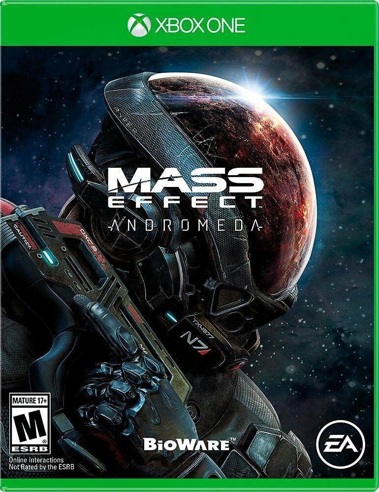 EA Mass Effect Andromeda (Xbox One) $4 w/ ebay code + free shipping