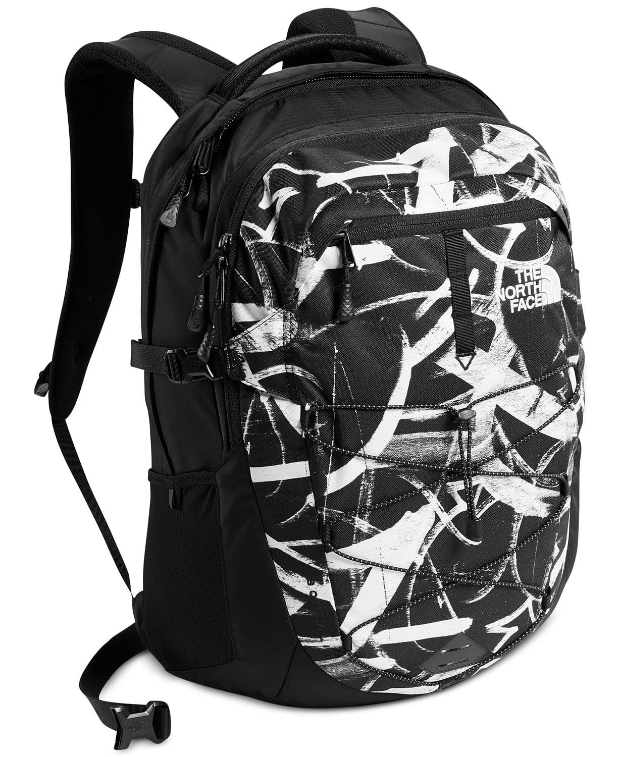 f0a6bfb74804 The North Face Men's Borealis Backpack (Black/White) - Slickdeals.net