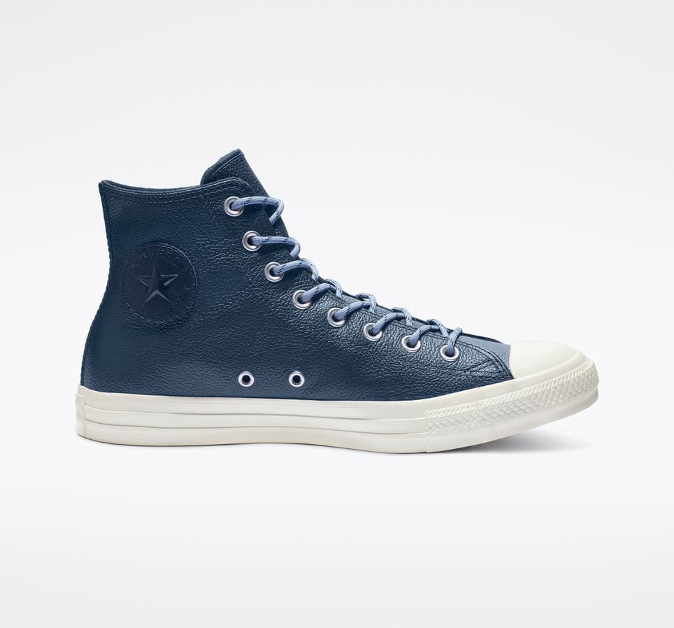 764f985195ba Chuck Taylor All Star Limo Leather High Top Shoes - Slickdeals.net