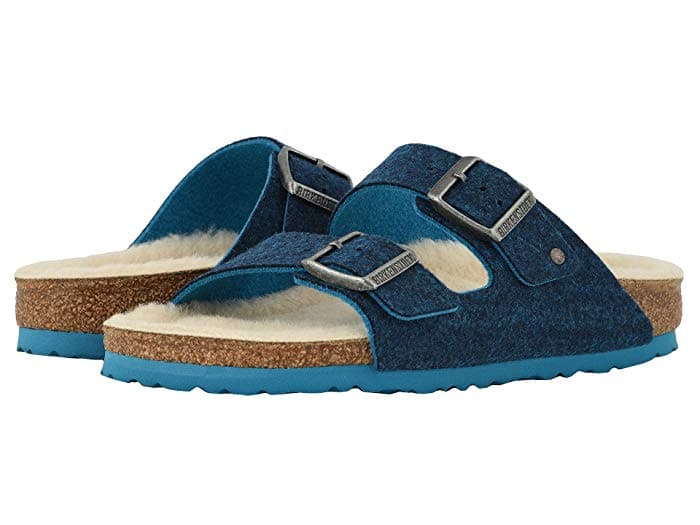 b67f7ee9cbef Birkenstock Women s Arizona Wool Sandals (various colors ...