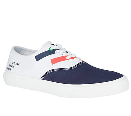 b2d20ae5f0823 Sperry Men s Captains CVO Prep Sneakers (white)  11