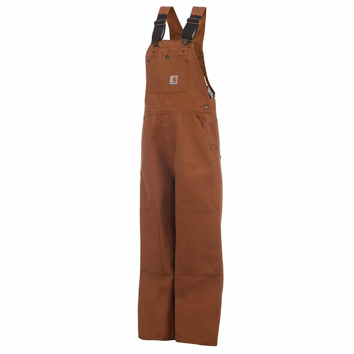 Academy Addt'l 25% Off Apparel: Carhartt Boys' Duck Washed Bib Overall $7.50, Skechers Women's Jogger or Walk Pants $15, More + free ship on $25+