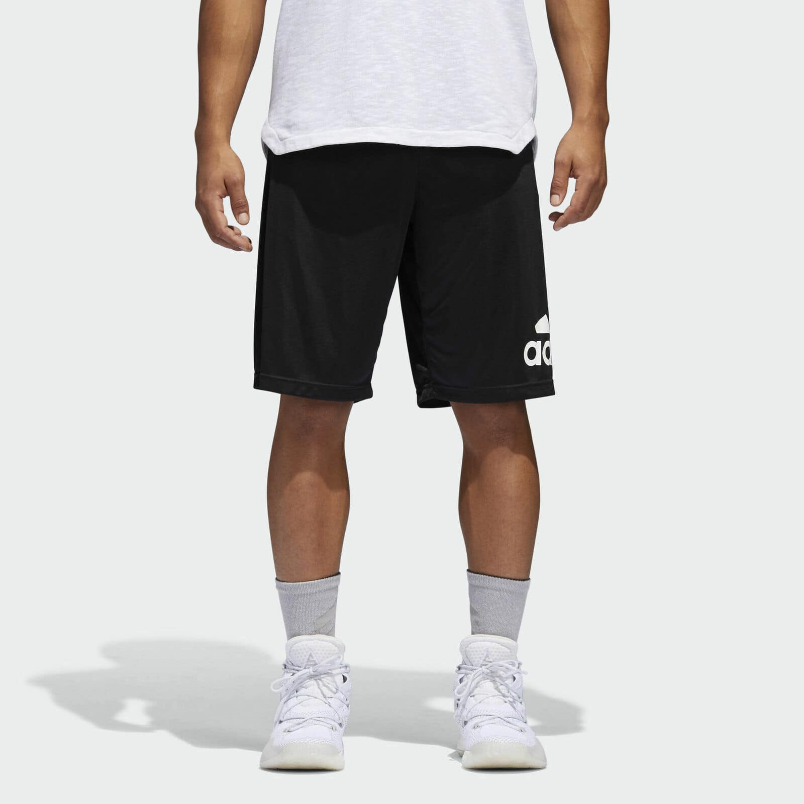adidas Men's Crazylight Shorts $12 + free shipping