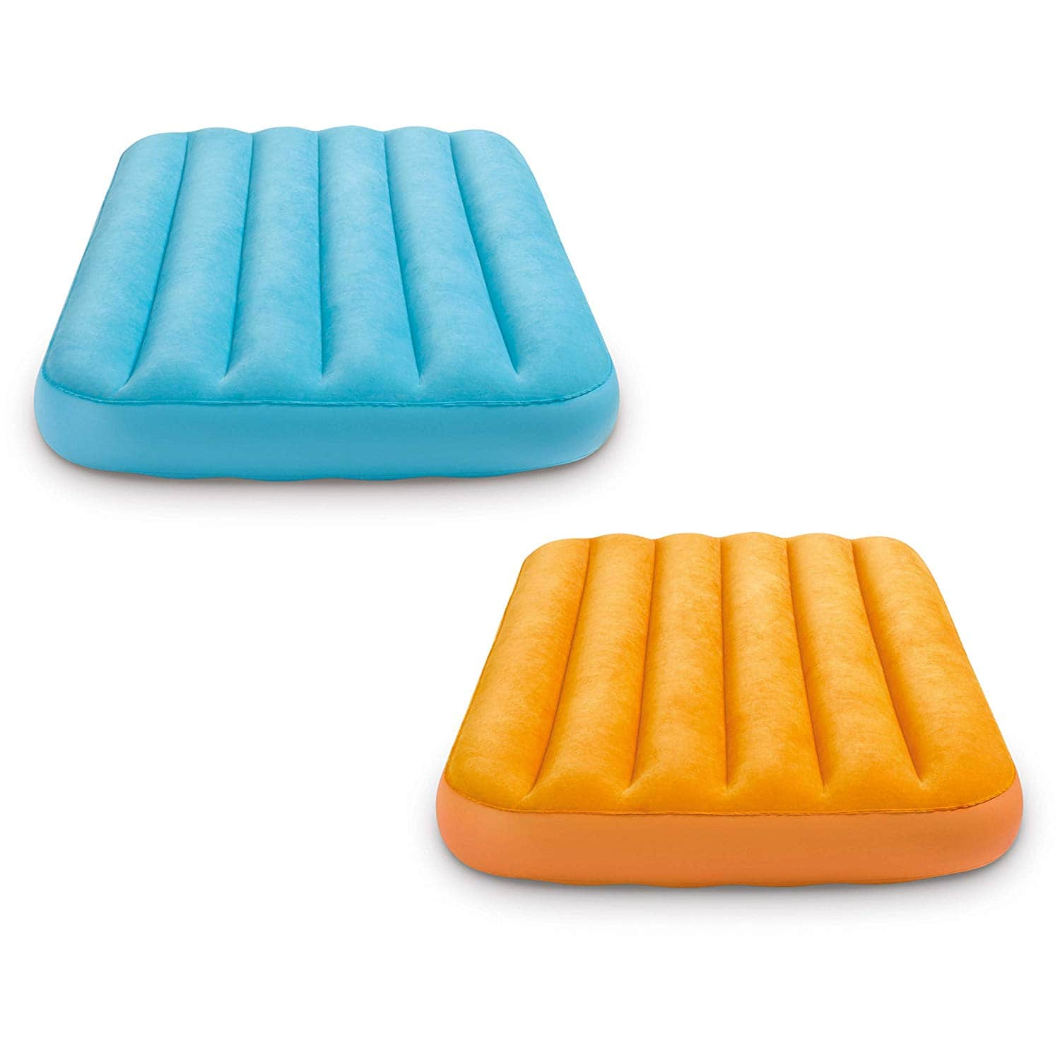 """Intex Cozy Kidz Inflatable Airbed (34.5"""" x 62"""" x 7"""") $8.62 + free shipping with prime"""