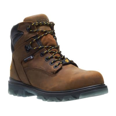 50b31f41dbb Wolverine Men's I-90 Waterproof Work Boots (Extra Wide) - Page 2 ...