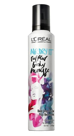 L' Oreal Hair Products: Body Mousse, Heatspray, Thermal Smoother Cream, More 2 for $2 ($1 each) + free ship to store at Walgreens