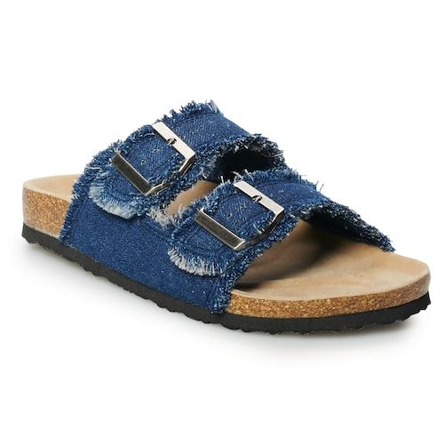 75fc0d3a11 Tek Gear, SO, or Lauren Conrad Women's Sandals - Slickdeals.net