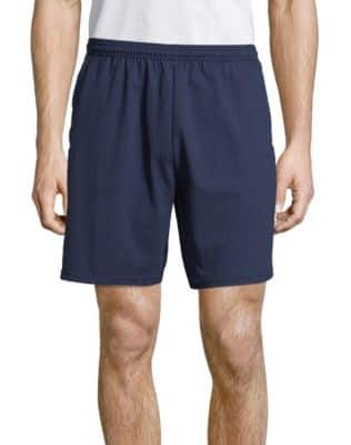 014b2f3e Hanes Men's Jersey Pocket Shorts + Free Pair Mesh Boxer Briefs 7 for $25  ($3.57 each)+ free shipping - Slickdeals.net