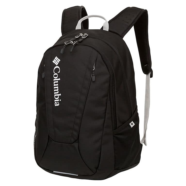 Columbia Pocket Daypack $11.92, Men's Red Bluff Jacket $33.59, Toddler Girls' Switchback Rain Jacket $14.32, More + free shipping