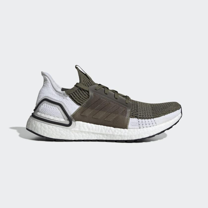 adidas Men's or Women's Ultraboost 19 Running Shoes $100.80 + free ship