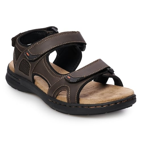 Kohls Cardholders: Croft & Barrow Men's Sandals (Various Styles) 3 for $35 ($11.67 each) + Free Shipping