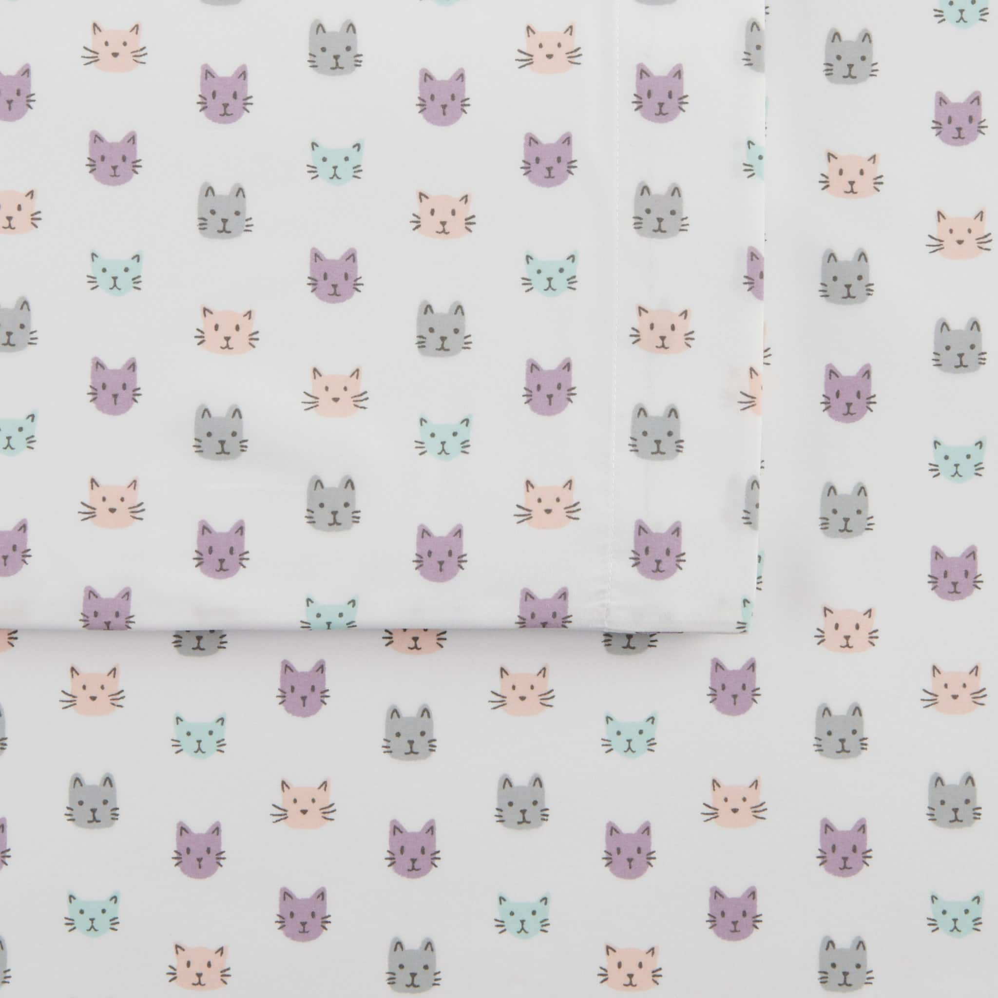 The Big One Twin XL Super Soft Microfiber Sheet Set $8.50 + free store pickup at Kohls