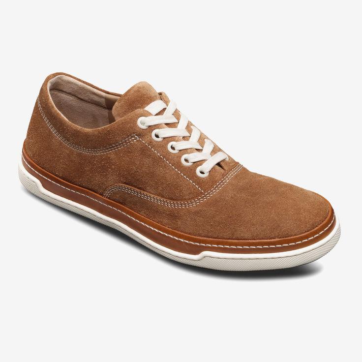 Allen Edmonds Porter Suede Oxford Sneaker $53.60, Whitney Plain-Toe Shoe $101.60, Montauk Plain-toe Chukka Boot $120, More + FS on $75+