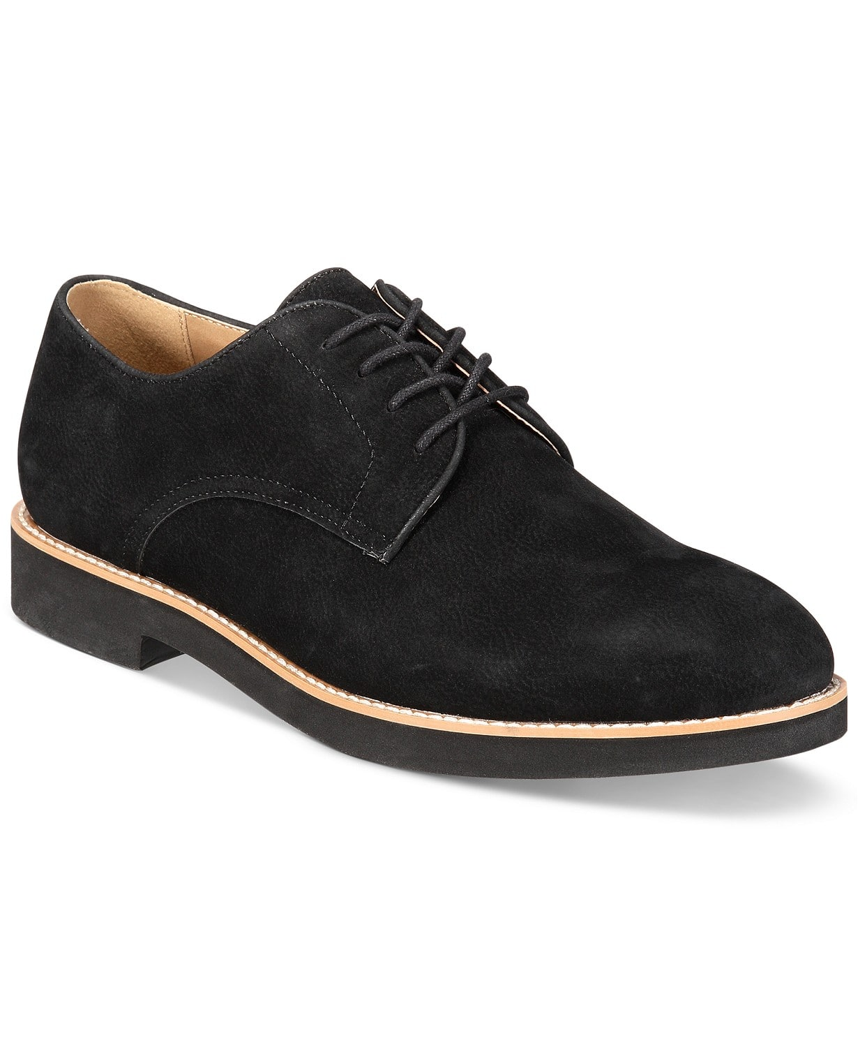Club Room Men's Shiloh Buck Dress Shoes (4 colors) $18.75 + free store pickup at Macys