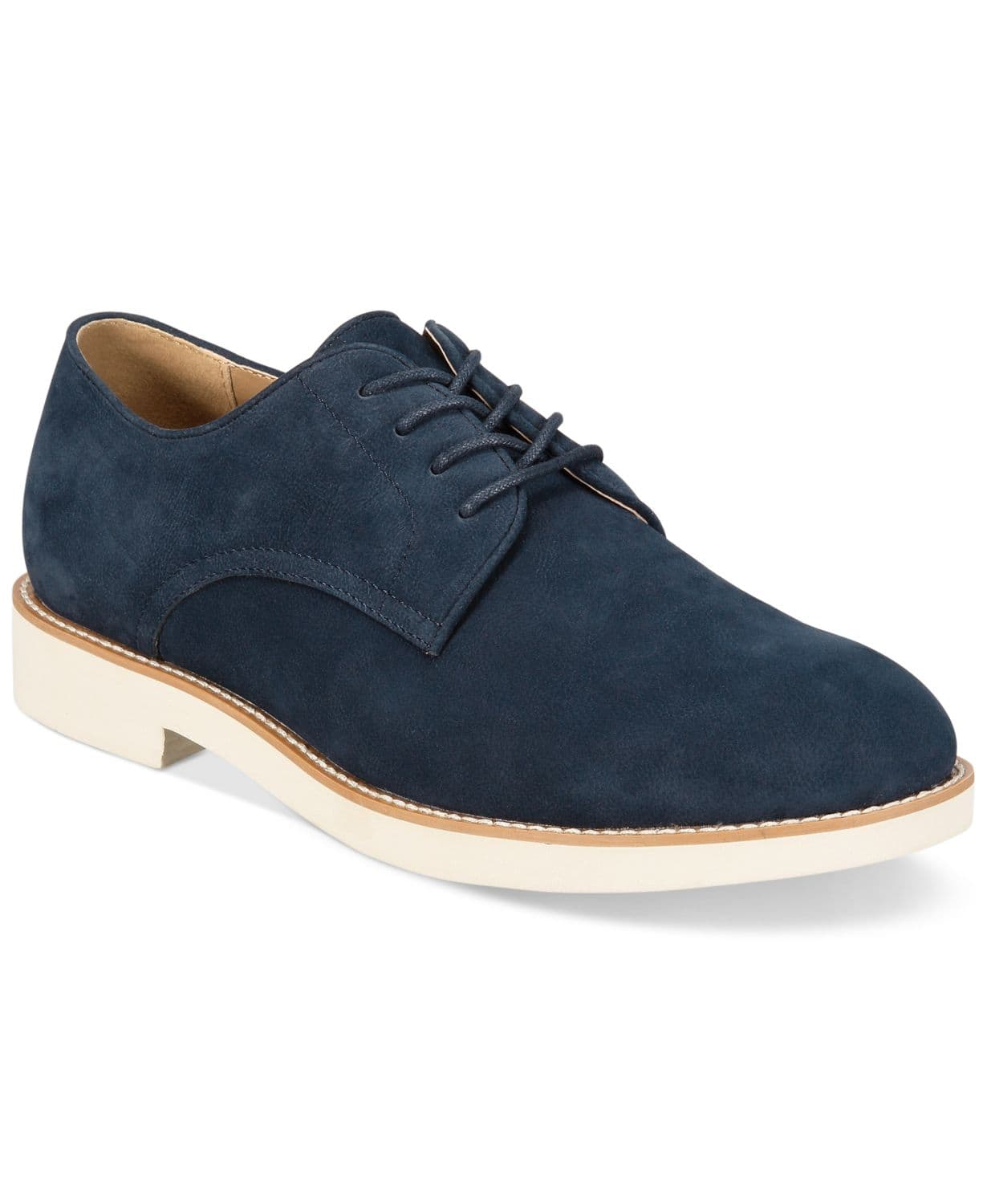Macys Shoes Flash Sale: Club Room Men's Buck Dress Shoes $15, Tommy Hilfiger Men's Boat Shoes $16, Kenneth Cole Reaction Women's Pool Slides $9.75, More + free store pickup