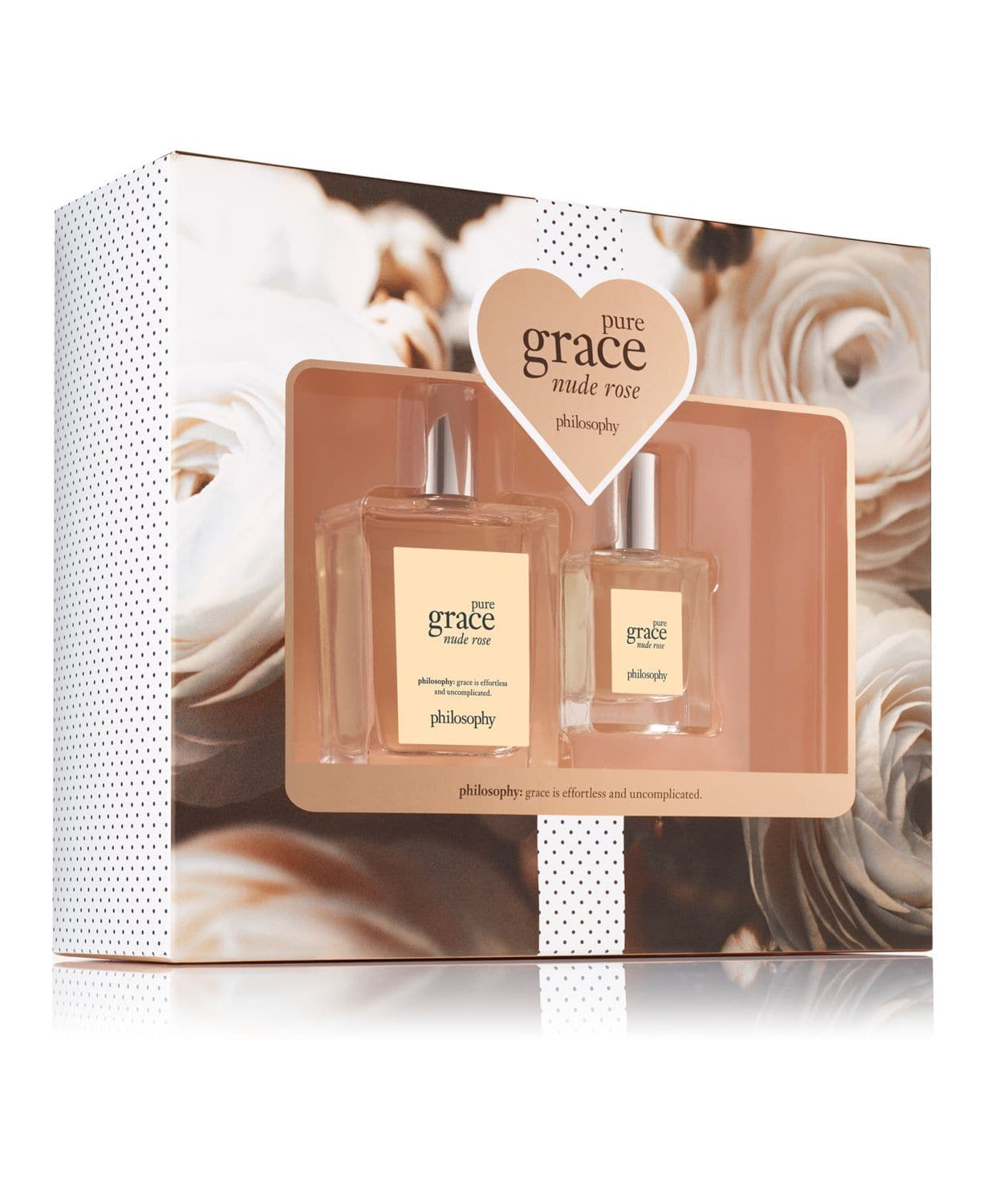 Macys Beauty Flash Sale: philosophy Pure Grace Nude Rose Eau de Toilette Gift Set $29.40, Clinique 5-Pc. Back To School Supplies Set $13.50, More + FS on $49+