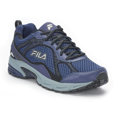 Fila Men's Windshift 15 Running Shoes (Various Sizes & Colors) 3 for $37 & More + Free Store Pickup