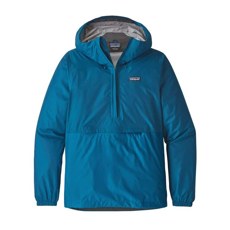 Patagonia Up to 50% Off Past Season Styles Sale: Men's Torrentshell Pullover $59.50, Women's Woolyester Fleece Jacket $79.50, More + Free ship on $75+