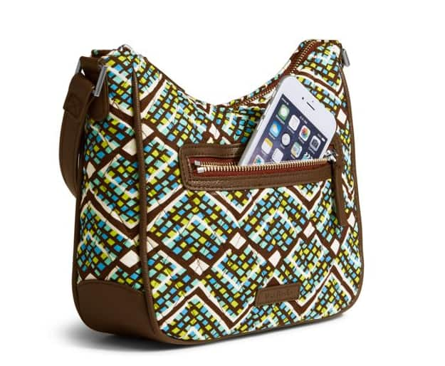 Vera Bradley 30% Off Outlet:  Mini Vivian Crossbody $14.35, Iconic RFID All in One Crossbody $13.65 & More + Free S&H