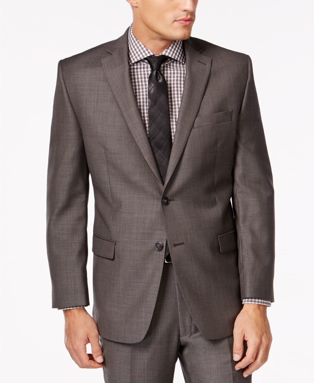 Calvin Klein Men's Modern Fit Jacket + Society of Threads Dress Shirt + $25 Macy's eGift Card $55 + free store pickup at Macys