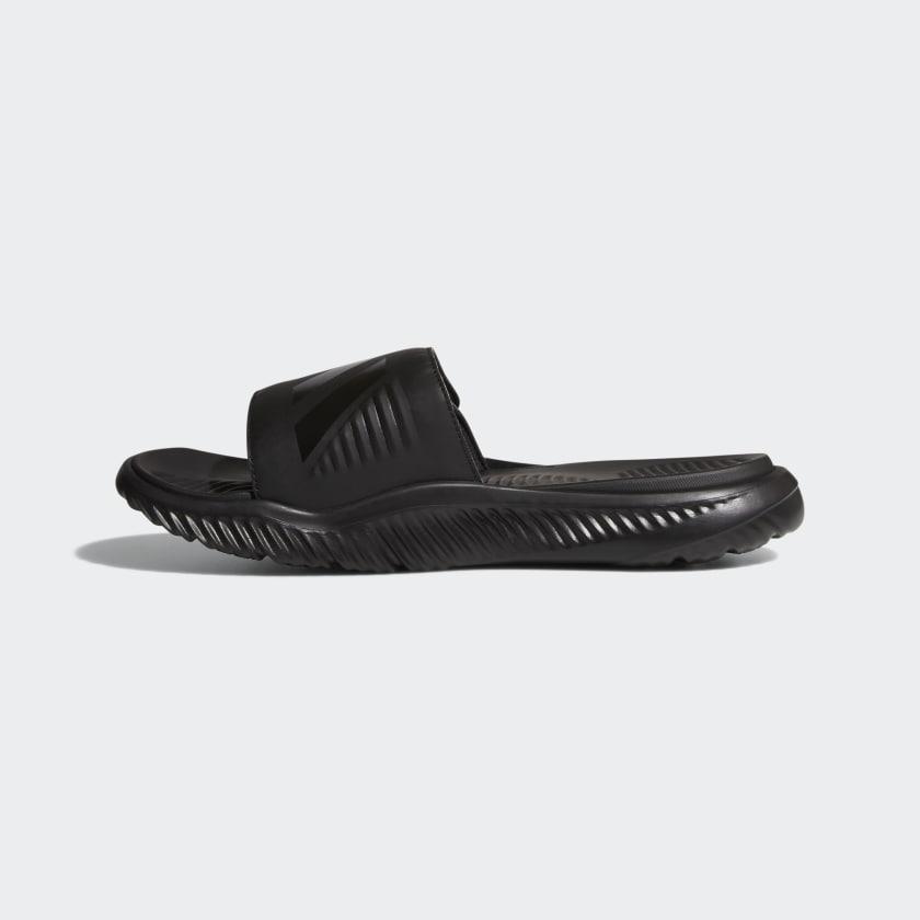 adidas Men's Alphabounce Basketball Slides $12.74, Adissage TND Slides $12 + free shipping