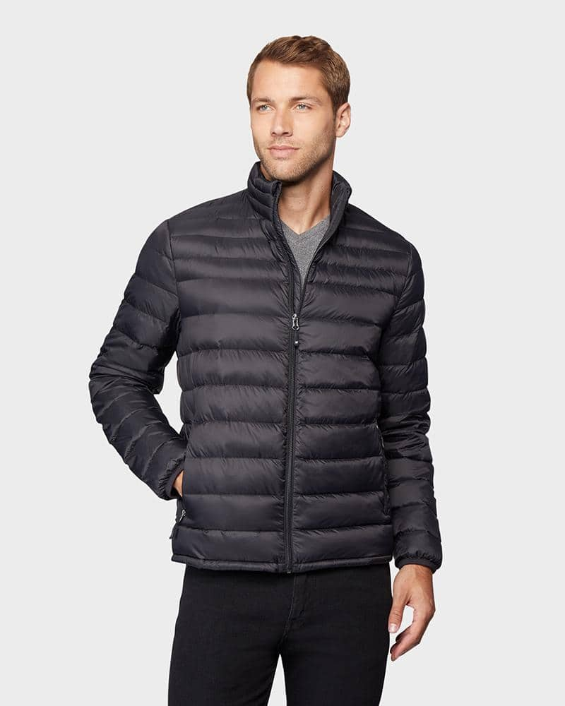 32 Degrees Men's or Women's Ultra Light Down Packable Jacket $25 + free shipping