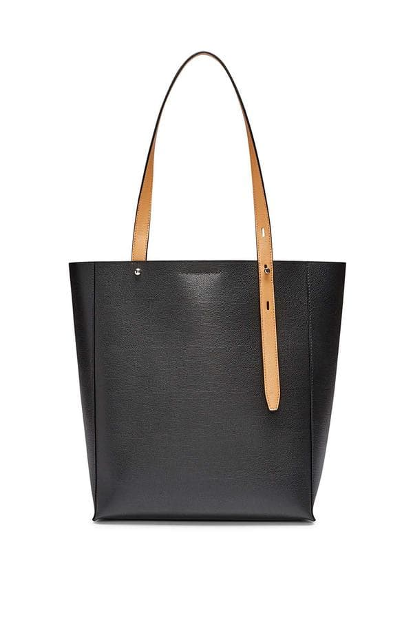 Rebecca Minkoff: Up to 60% off Sale + 40% Off: Stella North South Leather Tote $59.40, Blythe Small Flap Crossbody $47.40, Nylon Hobo $35.40, More + free ship with Shoprunner