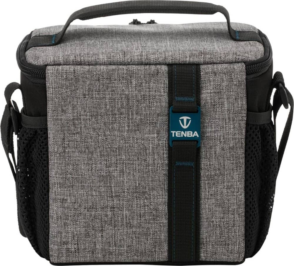 Tenba Skyline 8 Shoulder Camera Bag (Gray) $6, Tenba Solstice Sling Camera Bag (blue) $12 + free pickup at Best Buy