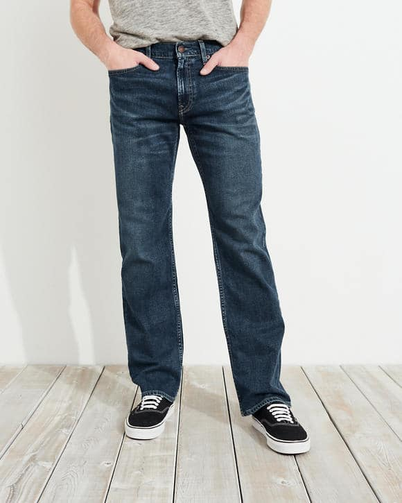 Hollister Up to 70% Off Clearance: Select Men's & Women's Jeans & Hoodies 4 for $51.92 ($13 each) + Free Shipping