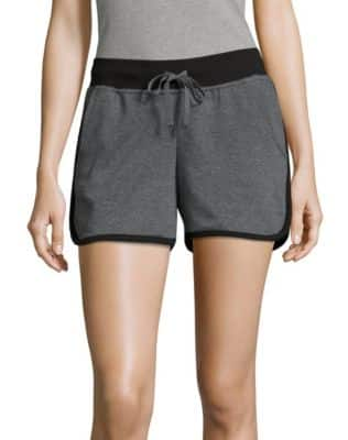 Hanes: Men's CA Graphic Tee $2.50, Women's French Terry Shorts