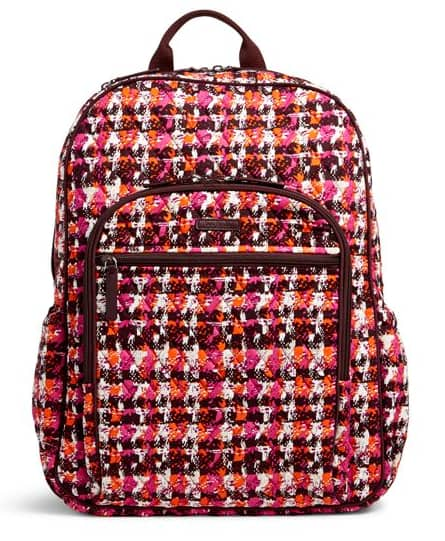 Vera Bradley 30% Off Outlet: Campus Tech Backpack $22.75, Lanyard (various) $3.15, Hadley Hipster $16.45, Collegiate Zip ID Lanyard $11.20, & More + Free S&H