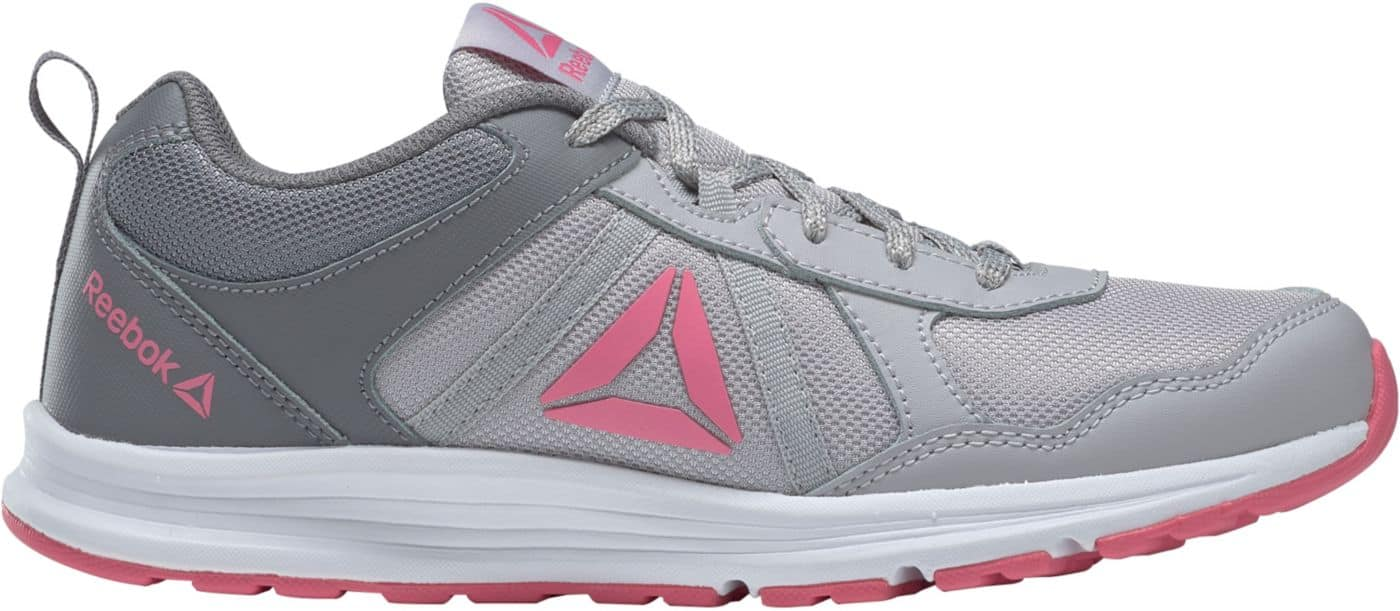 *available again* Reebok Girls' Grade School or Preschool Almotio 4.0 Running Shoes $14.79 + free store curbside pickup at Dicks Sporting Goods