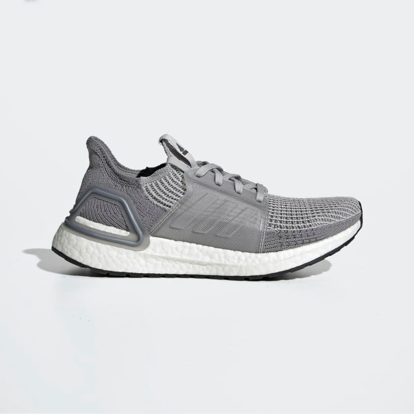 adidas Women's Ultraboost Running Shoes (grey) $63, Men's Ultraboost 19 or S&L (select colors) $75.60 + free shipping