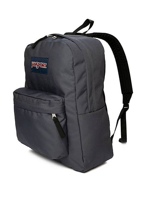 "Jansport Superbreak Backpack $12, Nike SB Icon Backpack $10, ful Marlon 19"" Laptop Backpack $35, Jansport Super Break Unicorn Clouds Backpack $12, More + FS on $25"