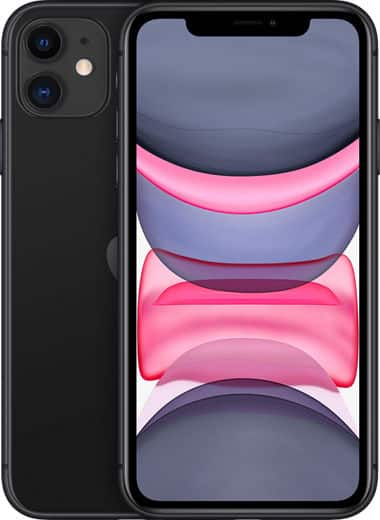 Verizon Unlimited Plan (New Lines, from $70 each w/2): 64GB Phone 11 $29.16/mo, Get $340 Off via 24-Mo Credit + 2nd iPhone 11 Get $700 via 24-Mo Credit (Activation Required)